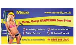 mems always hammering down prices advert