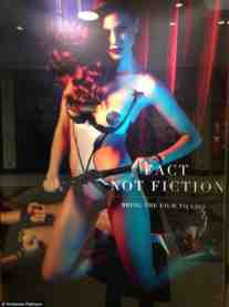 ann summers fact not fiction advert