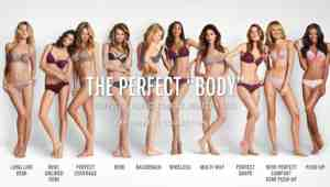 victorias secret the perfect body advert