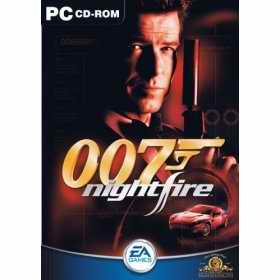 007 Nightfire game