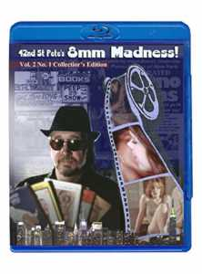 42nd Street Pete's 8mm Madness Volume 2 Number 1: The Rough and Raunchy Collection Blu-ray