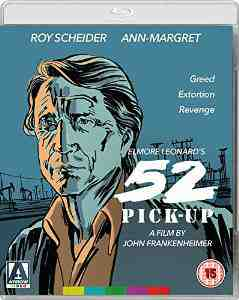 52 Pick Up Dual Format Blu ray DVD