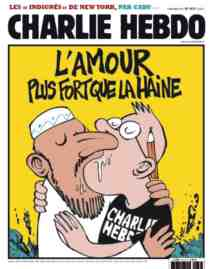 charlie hebdo love is stronger than hate