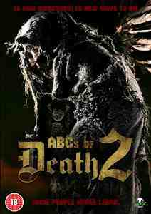 Abcs Death 2 DVD