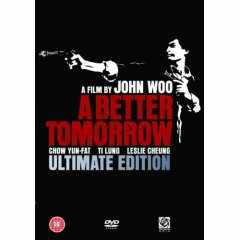 A Better Tomorrow DVD cover