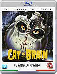 A Cat in the Brain Blu-ray