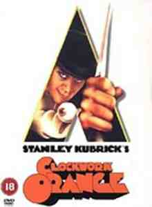 A Clockwork Orange DVD