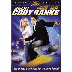 Agent Cody Banks DVD cover