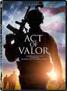 Act Valor DVD Region NTSC
