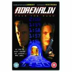 Adrenalin DVD
