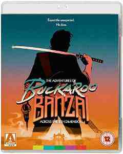 Adventures Buckaroo Banzai Dimension Blu ray