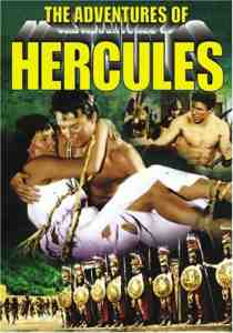Adventures Hercules DVD Region NTSC