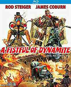 A Fistful of Dynamite aka Duck, You Sucker Blu-ray