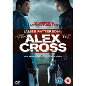 Alex Cross DVD Matthew Fox