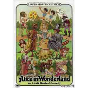 Alice Wonderland DVD Region NTSC