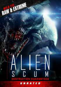 Alien Scum DVD