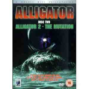 Alligator 2 Mutation DVD