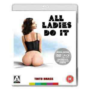 All Ladies Blu ray Claudia Koll