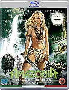 Amazonia: The Catherine Miles Story Blu-ray