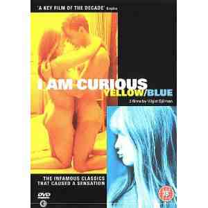 Am Curious Yellow Blue DVD