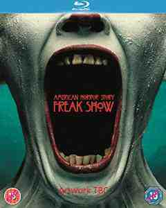 American Horror Story Freak Blu ray