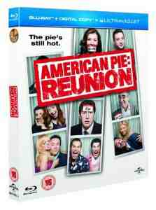 American Pie Reunion Blu ray Digital