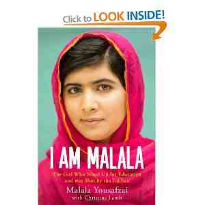 Am Malala Stood Education Taliban