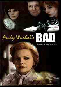 Andy Warhol's Bad DVD