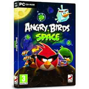 Angry Birds Space PC CD