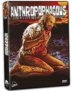 Anthropophagous DVD