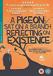 A Pigeon Sat on a Branch Reflecting on Existence DVD