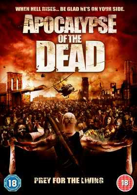 Apocalypse of the Dead DVD