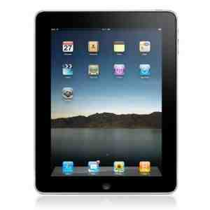 Apple iPad Tablet WiFi 16