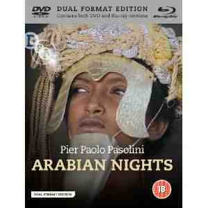 Arabian Nights Blu ray Paolo Pasolini