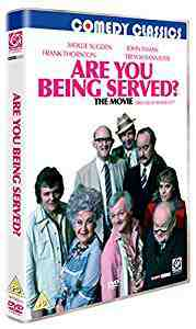 Are You Being Served? DVD