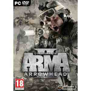 ARMA II Operation Arrowhead DVD