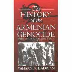 History of the Armenian Genocide book
