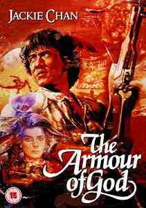 Armour God DVD Jackie Chan