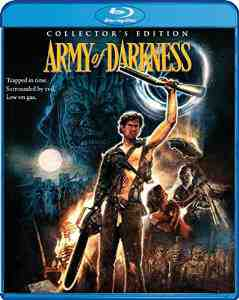 Army Darkness Collectors Edition Blu ray