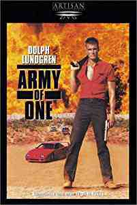 Army of One DVD