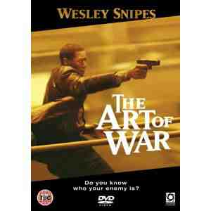 Art War DVD Wesley Snipes