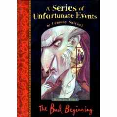 A series of Unfortunate Events Book 1
