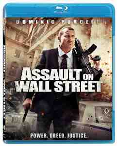 Assault Wall Street Blu ray Purcell