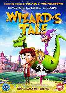 A Wizard's Tale DVD