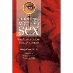 America's War on Sex, book cover