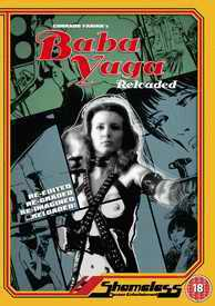 Baba Yaga Reloaded DVD cover