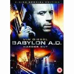 Babylon 2 Disc Bonus Digital Copy