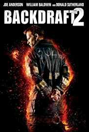Backdraft 2 DVD