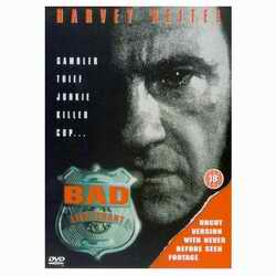 Bad Lieutenant DVD Harvey Keitel