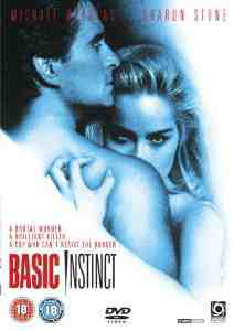 Basic Instinct DVD Michael Douglas